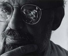 Allen Ginsberg (1985) by Arnold Newman