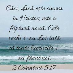 2 Corinteni 5:17