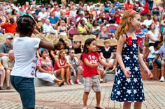 Red, White & BOOM! Independence Day Festival #rockhill #sc #4thofJuly #local #annual #dancing