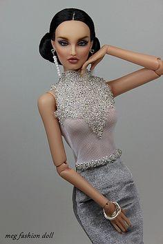 New outfit for Kingdom Doll / Deva Doll / Modsdoll / Numina /25 | by meg fashion doll