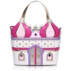 castello della principessa braccialini (1,455 CAD) ❤ liked on Polyvore featuring bags