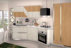 C'E' #GIOIA IN #CUCINA! Un modo nuovo di vivere gli ambienti e i suoi colori. #kitchens www.vismap.it