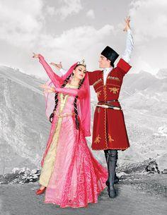 Lezginka from Azerbaijan