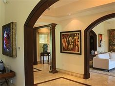 #classic #style #dorado #beach #mansion #interior #living #prsir #pr