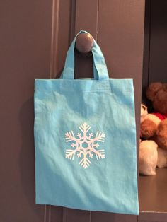 Frozen Party Bags 100% Cotton by FarrahandLouise on Etsy