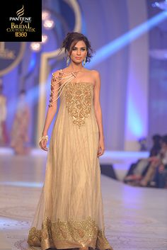 Pakistani Fashion, Pakistani dress, bridal couture week
