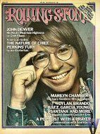Love this John Denver cover on Rolling Stone