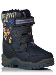 Paw Patrol Boys Winter Boots