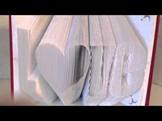 Love - Folded Book - YouTube