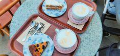 Päivä Suomenlinnassa – Dream of the Day Latte Macchiato, Plates, Tableware, Licence Plates, Dishes, Dinnerware, Griddles, Tablewares, Dish