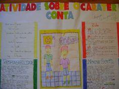 """PROGRAMA: """"O CARÁTER CONTA!"""": Atividades Pedagógicas do Programa """"O Caráter Cont..."""
