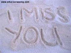 i miss you like crazy :((