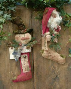 PatternMart.com ::. PatternMart: Christmas Stockings