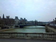 Ponte de Notre Dame, Paris