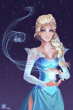 Fan Art of Frozen - Elsa for fans of Frozen. Hans Frozen, Frozen Movie, Elsa Frozen, Disney Frozen, Frozen Stuff, Frozen Queen, Queen Elsa, Walt Disney, Disney Magic