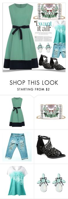 """""""Be cool and chic"""" by kiveric-damira ❤ liked on Polyvore"""