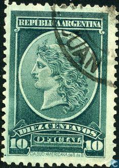 Argentina [ARG] - Freedom 1901