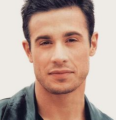 Actor Freddie Prinze Jr. son of actor Freddie Prinze.