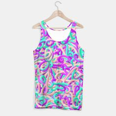 Unique unisex cut full print tank top. Easy to dry and perfect for those who like to move around a lot. Stylish, nice and comfy - no matter how often you wash it, it won't fade away or loose it's shape. Create all over printed tank top with galaxy, marijuana, emoji, nebula - choose your favourite!Live Heroes guarantees the highest quality of all products purchased. If your order isn't what you expected, feel free to contact our Customer service team. We'll do our best to make ...