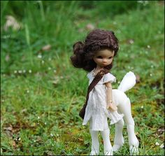 JpopDolls.net :: Dolls :: Dolls by Daisy Dayes :: Baby Centaur by Daisy Dayes with Faceup (PREORDER)