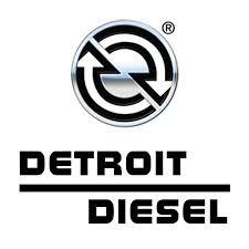 DETROIT DIESEL 8V71 EMBLEM SATIN Detroit