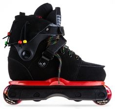 USD Montre Livingston. Now with extra #reggae #rollerblading #rollerblades #inline #skate #USD #new