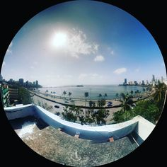 Once you have lived here no place else is good enough. #बमबई #fisheye #bombay #mumbai #fisheyelens