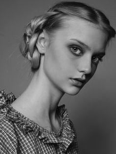 Nastya Kusakina - the Fashion Spot