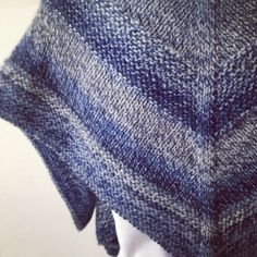 Photos of the week – Project 365 – Knitting shawl