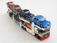 Alle Größen | Mercedes Actros car transporter (4) | Flickr - Fotosharing!