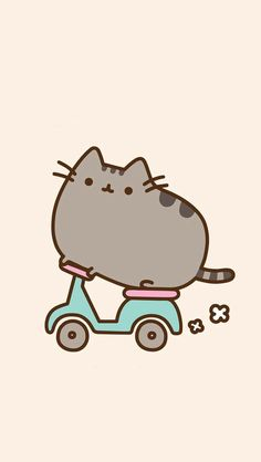 Super pusheen