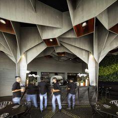 Burger Boutique Black (Kuwait, Kuwait), Middle East & Africa Restaurant | Restaurant & Bar Design Awards