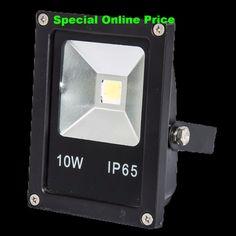 TWISTER - 10W  Slim LED Flood Light
