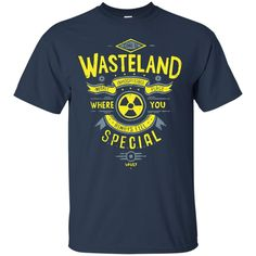 Wasteland  T-shirts Where You Always Feel Special Hoodies Sweatshirts