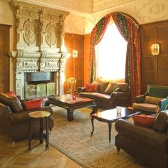 The Luxury Carlton Hotel, St. Moritz, Switzerland. I think I'll stay here some day.