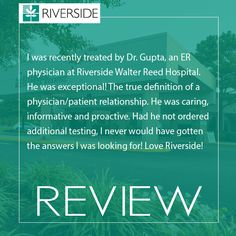 See what our patients have to say about our physicians!