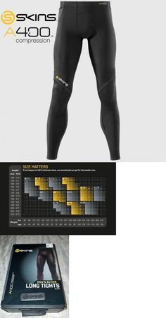 22e9bf521c Compression and Base Layers 179825: Cw-X Mens Stabilyx Tights - Support Web  - Small, Black. - Spf 50+ - 225809A -> BUY IT NOW ONLY: $104.95 on eBay!