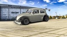 Checkout my tuning 1964 at Front Brakes, Rear Brakes, American Racing, Beetle, Volkswagen, Cars, June Bug, Beetles, Vehicles