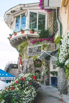 Wonderful Positano village Amalfi Coast, Italy