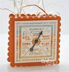 pinterest spinner cards - Bing Images