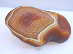 Black River agate from Entre Rios Province.