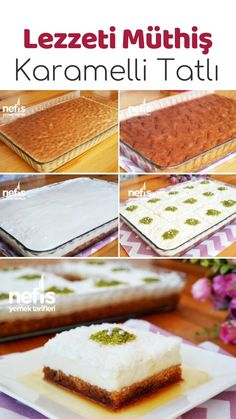 Videolu anlatım Müthiş Lezzetli Karamelli Tatlı Yapımı (videolu) Tarifi na… – Abiball Abschlussfeier Baby Shower Erntedankfest (Thanksgiving) Geburtstag Geschenk korb Dinner Recipes, Dessert Recipes, Desserts, Soup Recipes, Chocolate Hazelnut Cake, Baked Chicken Recipes, Food Crafts, Cookie Recipes, Food To Make