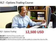 Options trading online training