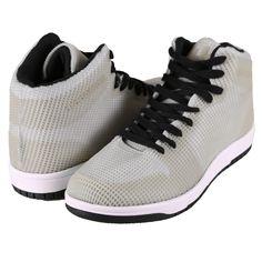 Hoodboyz Glow High-Sneaker grau – STYLEKINGZZ
