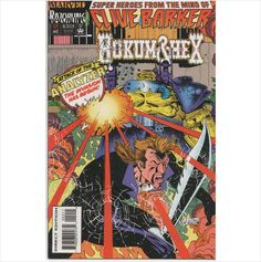 Hokum and Hex No 2 / 1993