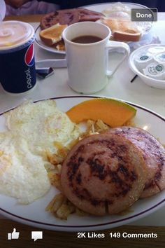 Pork roll! Pork Roll, Jersey Girl, Best Breakfast, Rolls, Desserts, Recipes, Food, Meal, Bread Rolls
