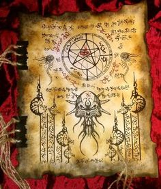 THE ELDER SIGN cthulhu larp Necronomicon Fragment occult magick - Real Time - Diet, Exercise, Fitness, Finance You for Healthy articles ideas Hp Lovecraft, Lovecraft Cthulhu, Larp, Arte Horror, Horror Art, Necronomicon Lovecraft, Art Noir, Lovecraftian Horror, Satanic Art