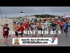 ASYMCA MudRunDisc 2016 video