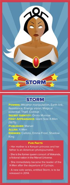 Storm #infografía More X-Men @ http://groups.yahoo.com/group/Dawn_and_X_Women & http://groups.google.com/group/Comics-Strips & http://groups.google.com/group/ComicsStrips & http://groups.yahoo.com/group/ComicsStrips