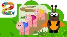 Kolme pientä porsasta -satu kuunneltavana tai luettavaksi. Fairy Tale Story Book, Fairy Tales, Pikachu, Disney Characters, Fictional Characters, Family Guy, Reading, Gray, Fairytail